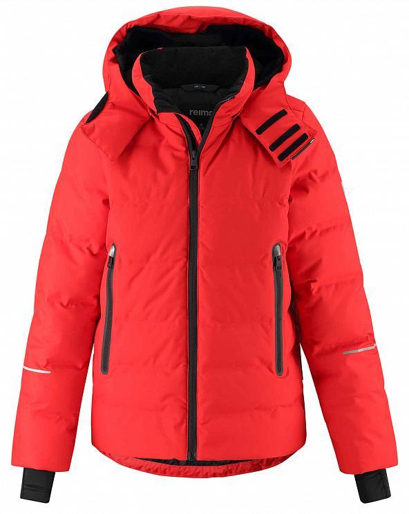 Куртка Горнолыжная Reima 2020-21 Wakeup Tomato Red (Рост:122)