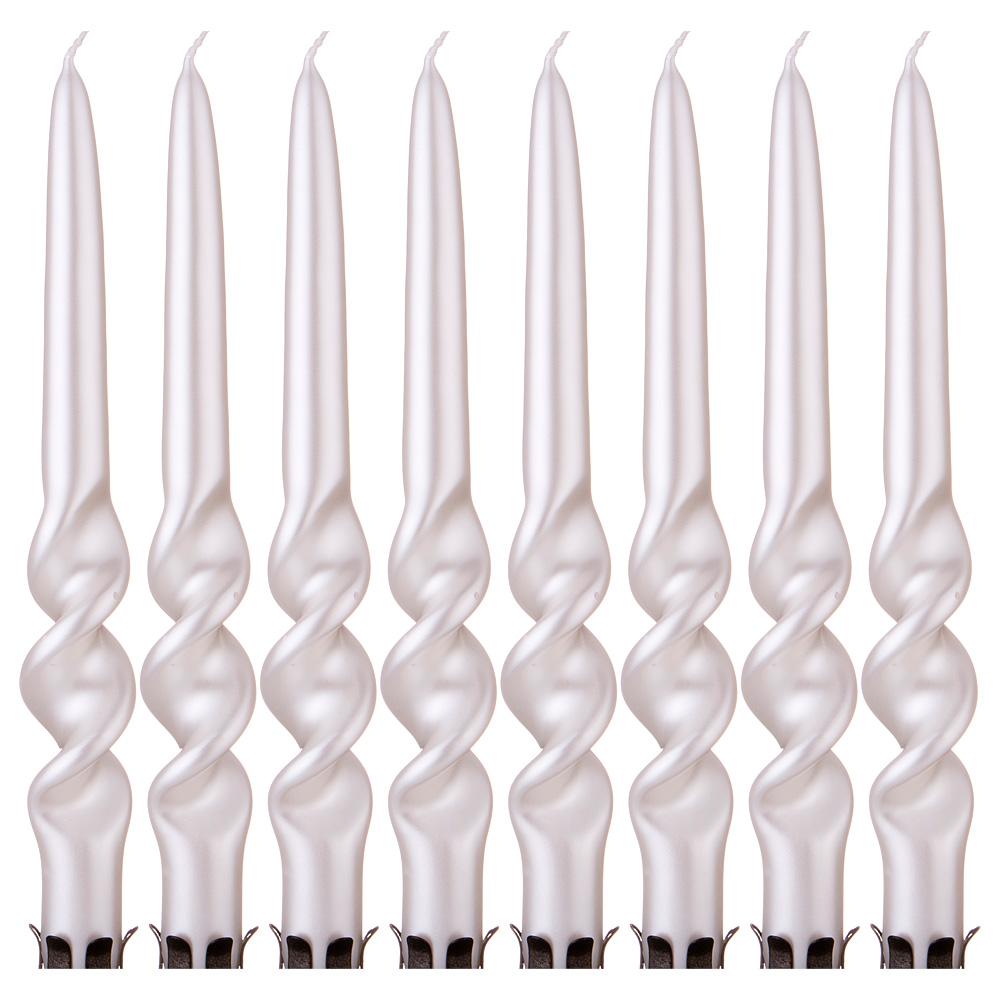 Набор свечей Adpal Coco (8 шт)