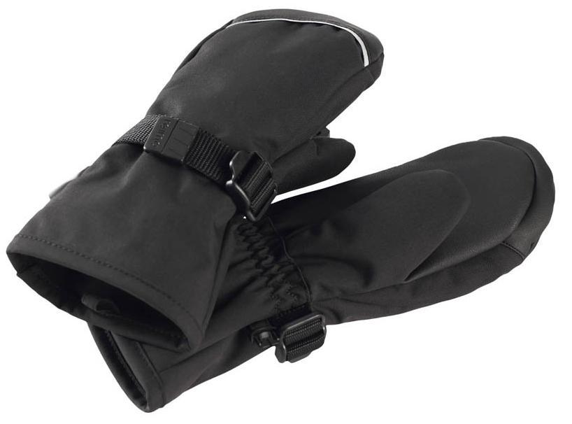 Варежки Reima 2020-21 Suunta Black (Возраст:4)