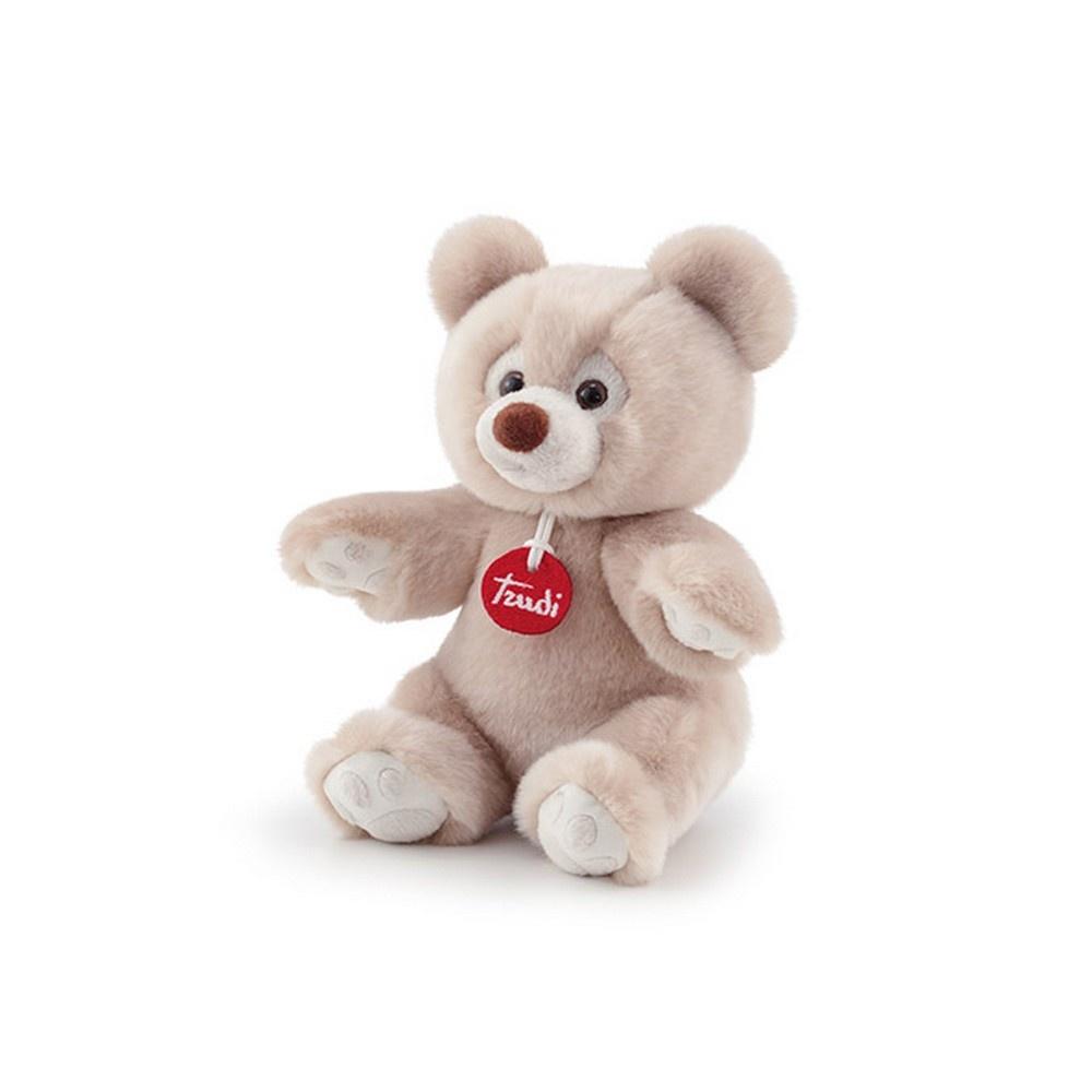 Купить Мягкая игрушка медведь Брандо, 18x23x14см, Trudi,