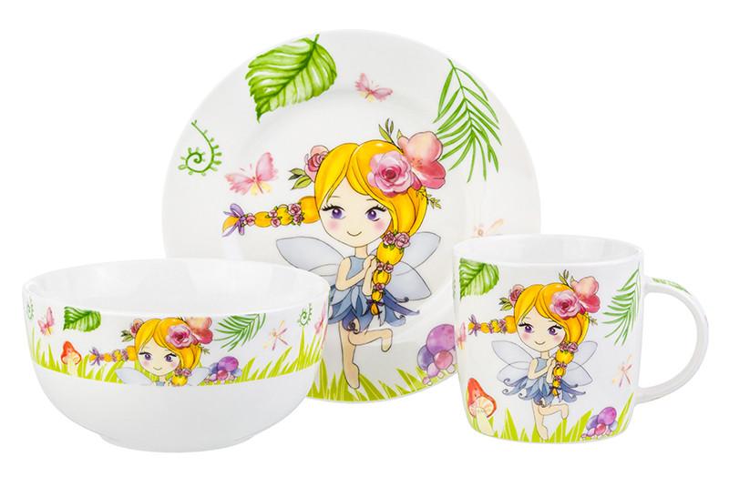 Набор посуды Elan Gallery Волшебная девочка