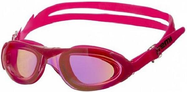 Очки для плавания Atemi, силикон (роз), N9600M N9600M по цене 450