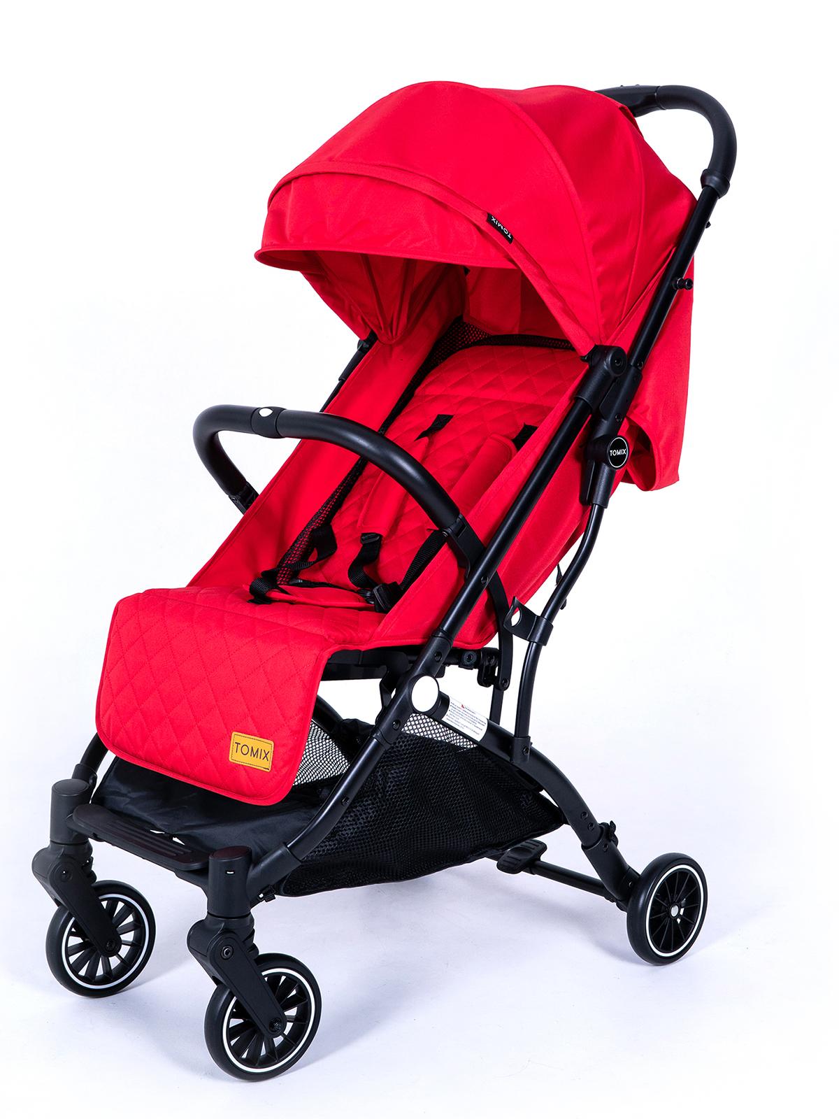Купить Коляска прогулочная TOMIX LUNA HP-718/Red,