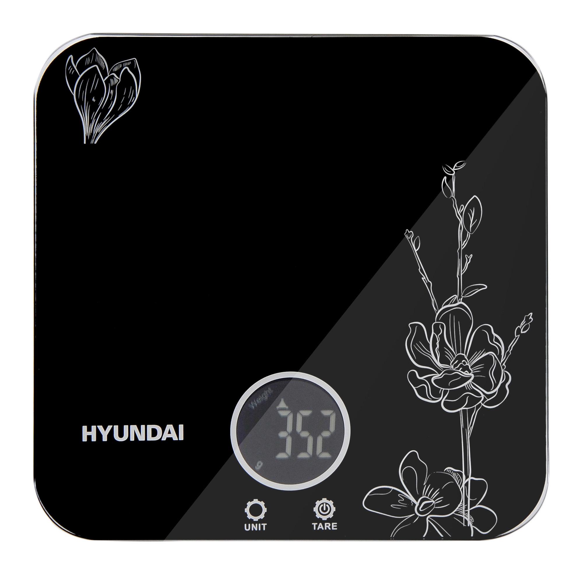 Весы кухонные Hyundai HYS KG421