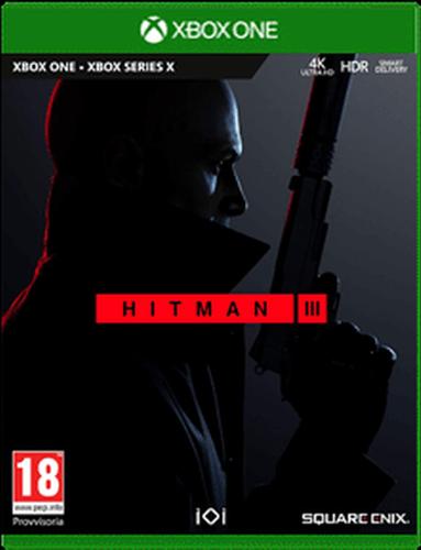 Игра Hitman 3 для Xbox Series X