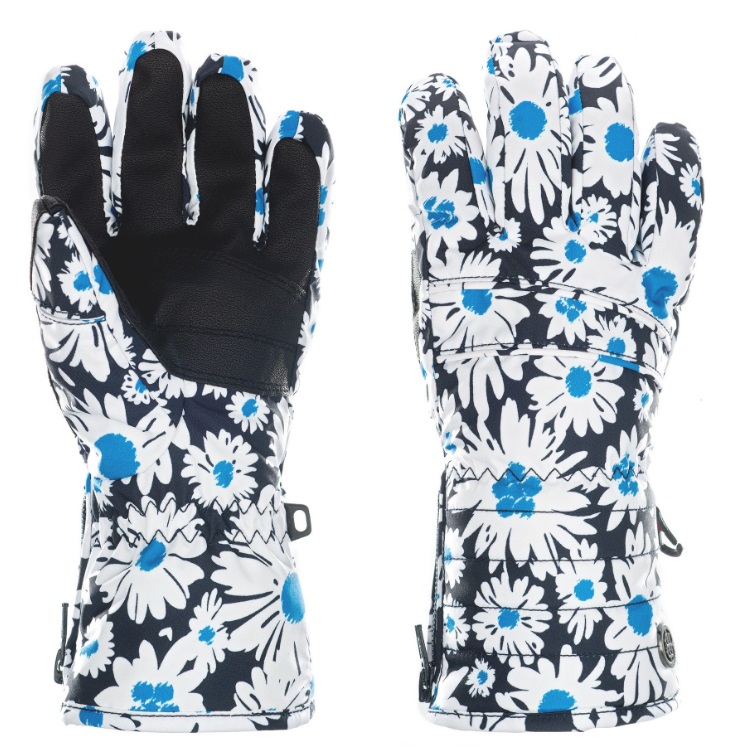 Перчатки Горные Poivre Blanc 2020-21 W20-1070-Jrgl Daisy Blue (Возраст:10A)