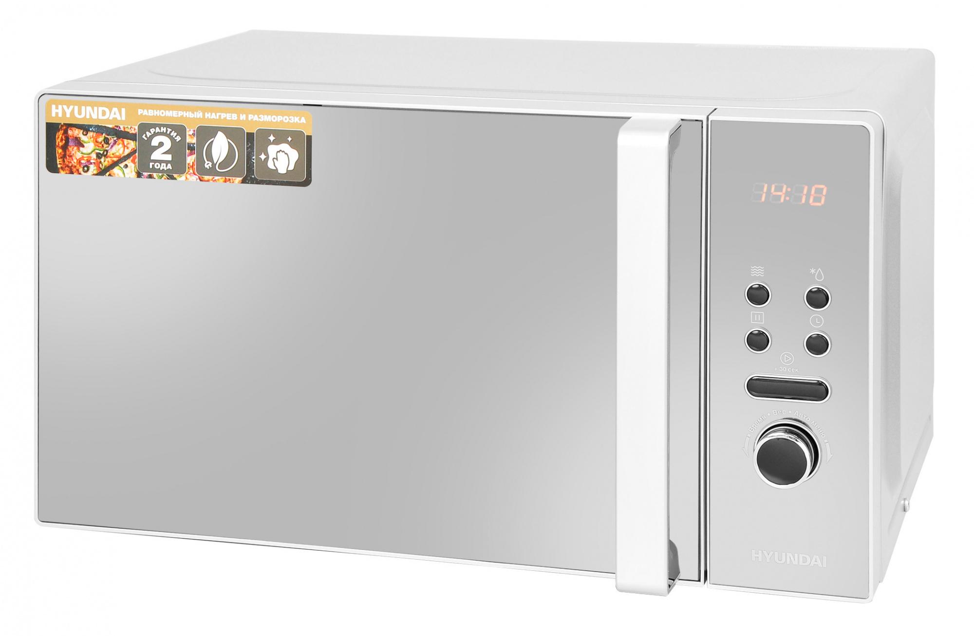 Микроволновая печь соло Hyundai HYM D3002