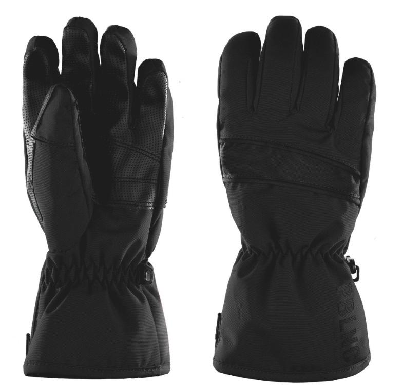 Перчатки Горные Poivre Blanc 2020-21 W20-0970-Jrby Black (Возраст:12A)