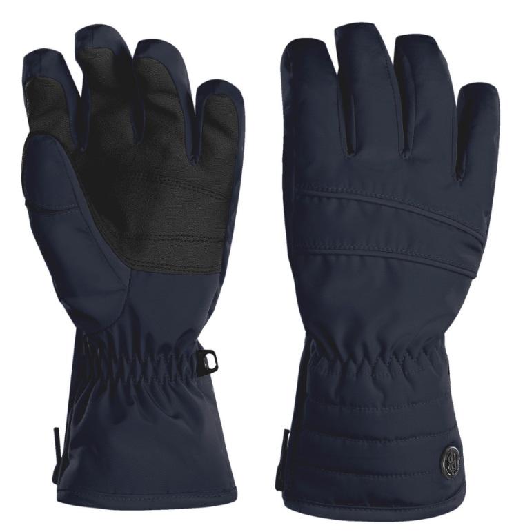 Перчатки Горные Poivre Blanc 2020-21 W20-1070-Jrgl Gothic Blue 4 (Возраст:12A)