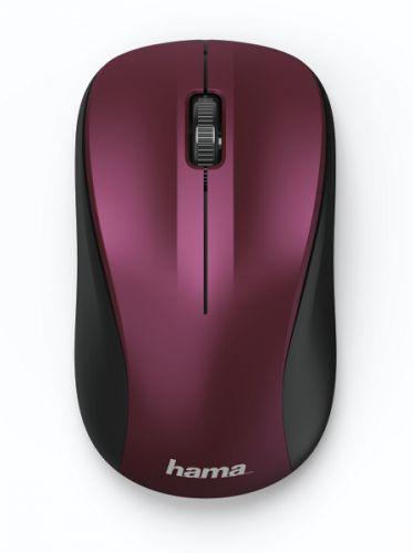 Беспроводная мышь Hama MW-300 Pink/Black (H-182624) MW-300 розовый