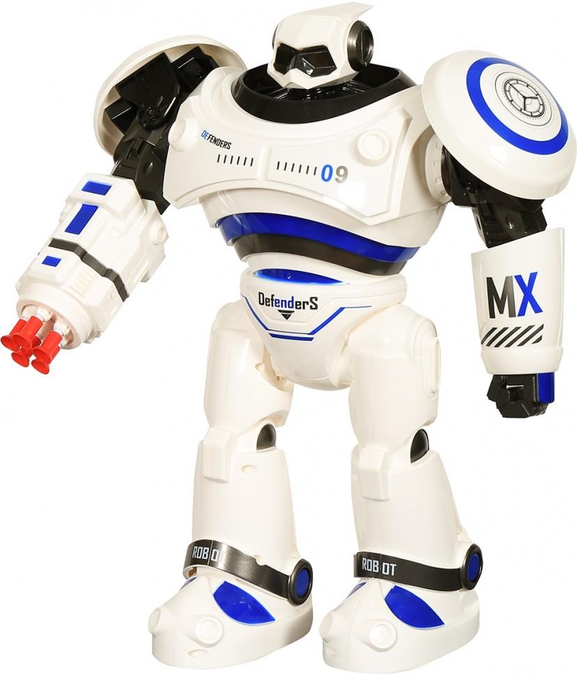 Купить Радиоуправляемый интерактивный робот CraZon (стреляет присосками) - ZYA-A2721-1,