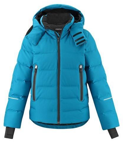 Куртка Горнолыжная Reima 2020-21 Wakeup Dark Sea Blue (Рост:140)