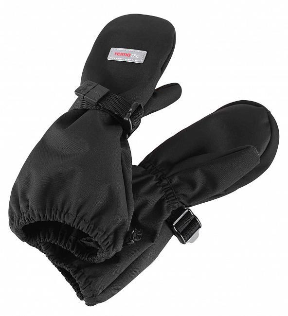 Варежки Reima 2020-21 Askare Black (Возраст:4)