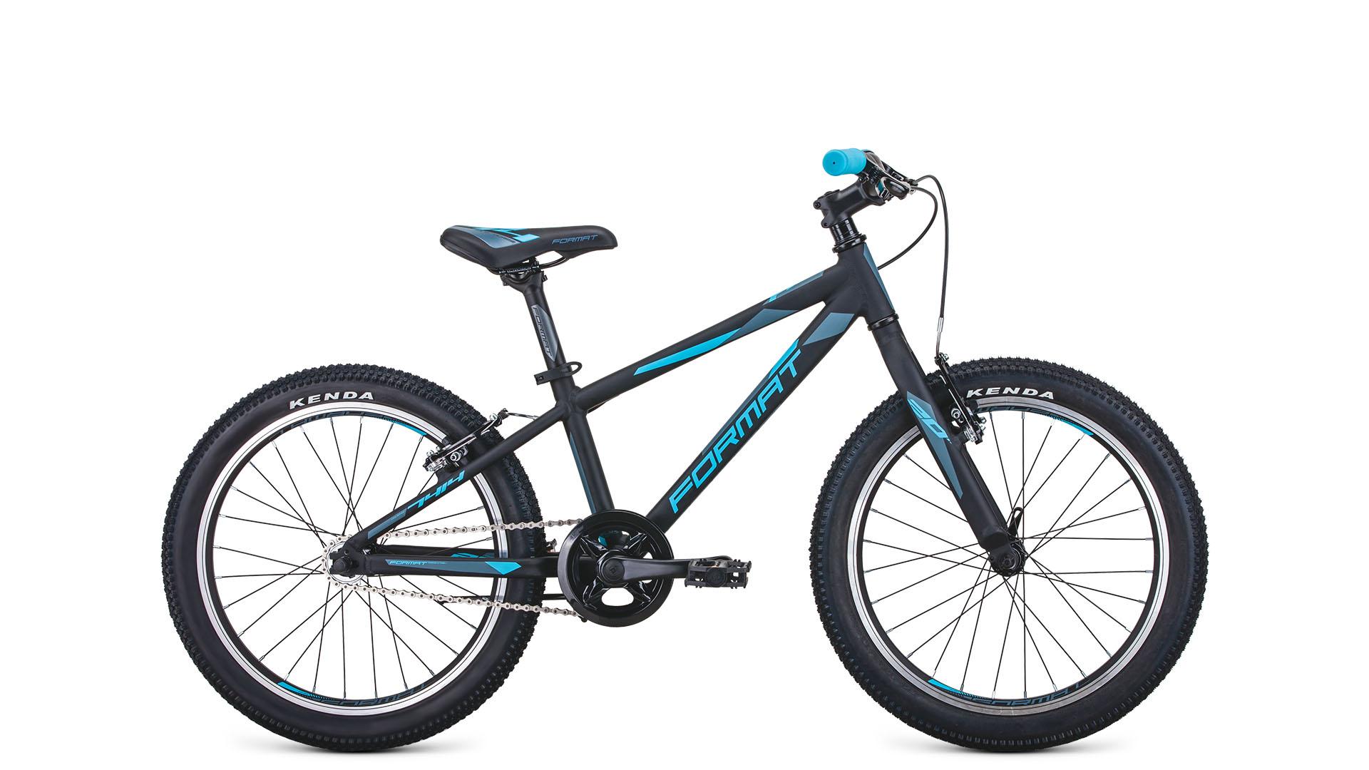 Велосипед Format 7414 2021 черный матовый 7414 (2021)