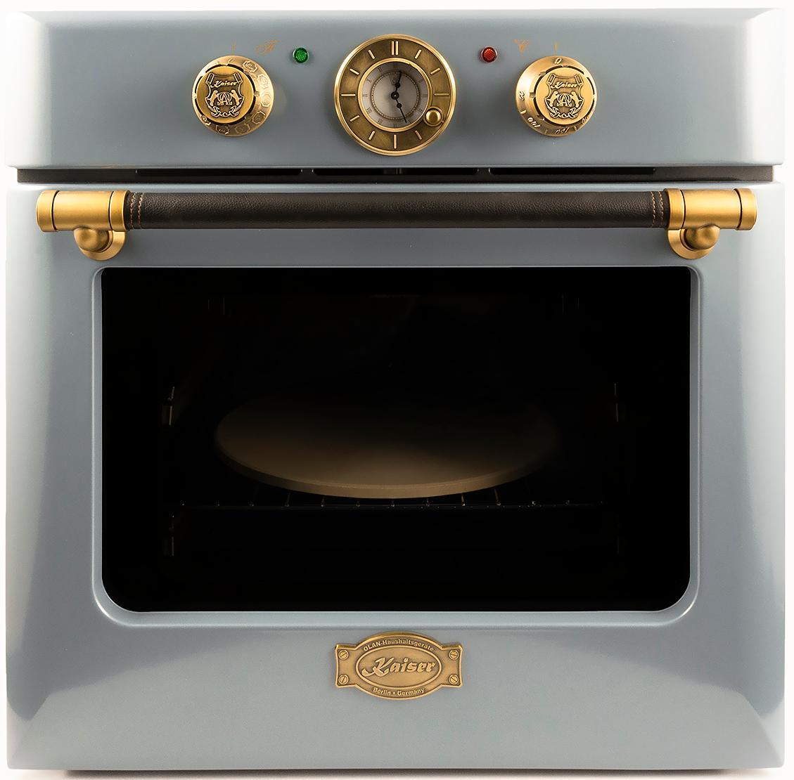Встраиваемый электрический духовой шкаф Kaiser EH 6424 GrBe Eco