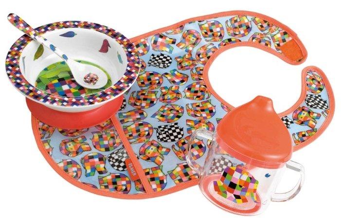 Набор детской посуды Petit Jour Elmer,