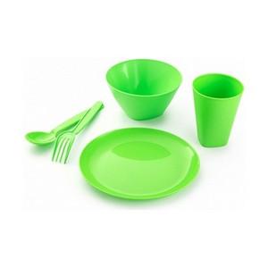 Набор посуды для детей Berossi салатовый