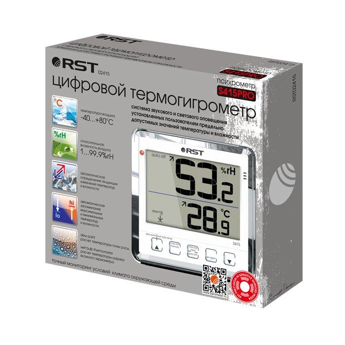 Термометр RST 02415