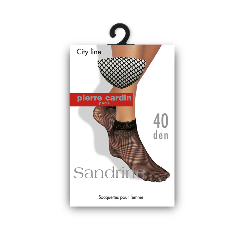 Носки женские Pierre Cardin Cr SANDRINE черные 3