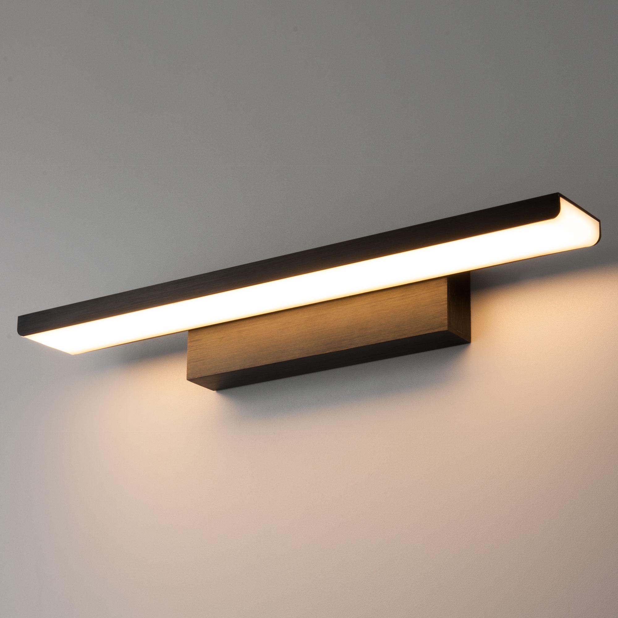 Светодиодная подсветка Sankara LED черная (MRL