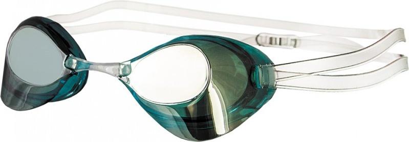 Очки для плавания Atemi, старт., зерк., силикон, (голубой), R302M R302M по цене 496