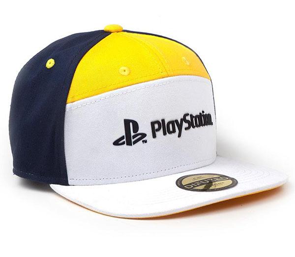 Бейсболка Difuzed Playstation: 7 Panels (BA274066SNY)