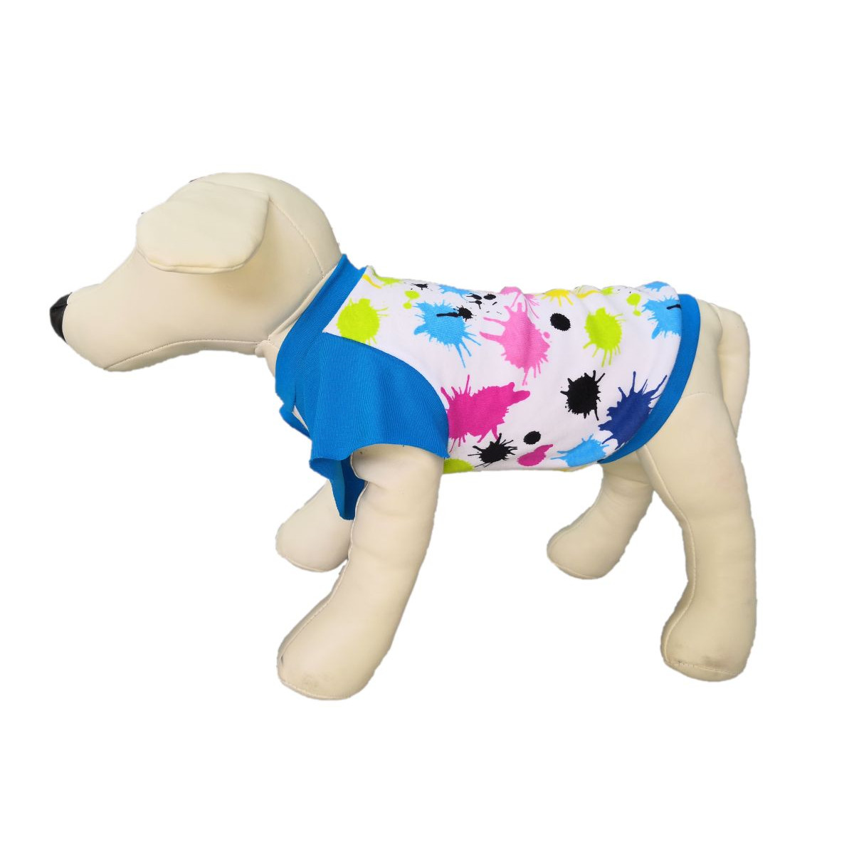 Футболка для собак OSSO Fashion с рюшей,