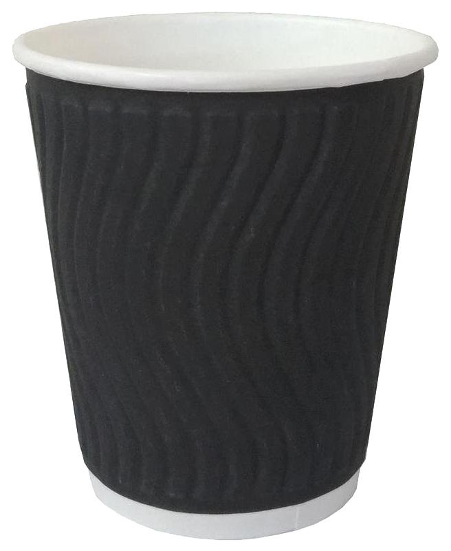 Стакан Rioba бумажный одноразовый для горячих напитков