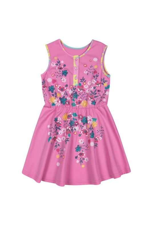 Купить 170198 РОЗОВЫЙ, Платье BELL BIMBO 170198 р.110,