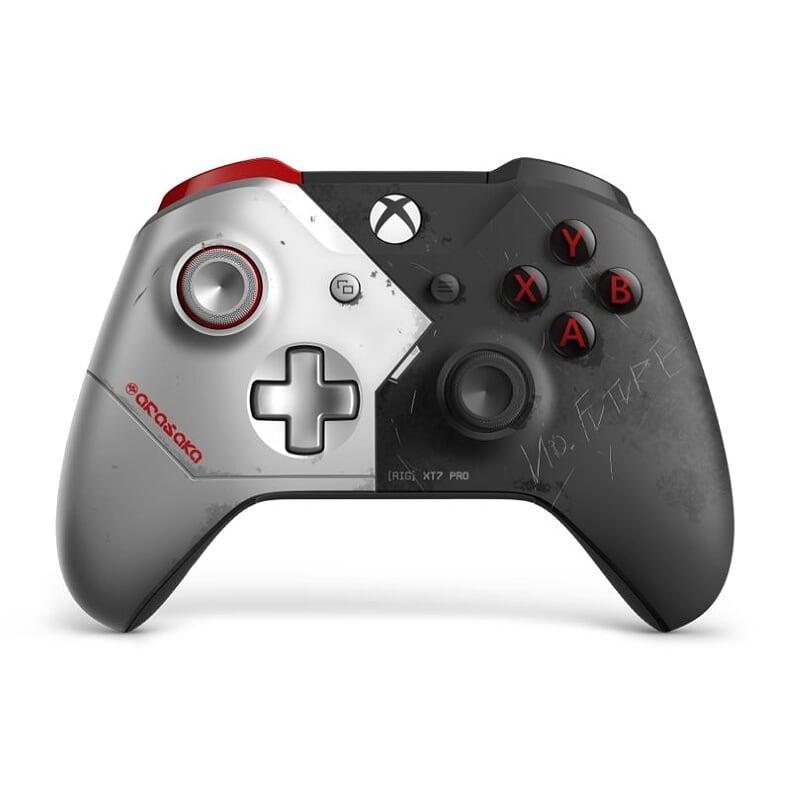 Геймпад Microsoft Xbox One Cyberpunk 2077