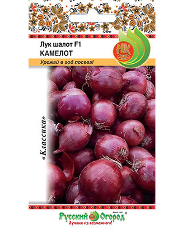 Семена овощей Русский огород Лук шалот семейный