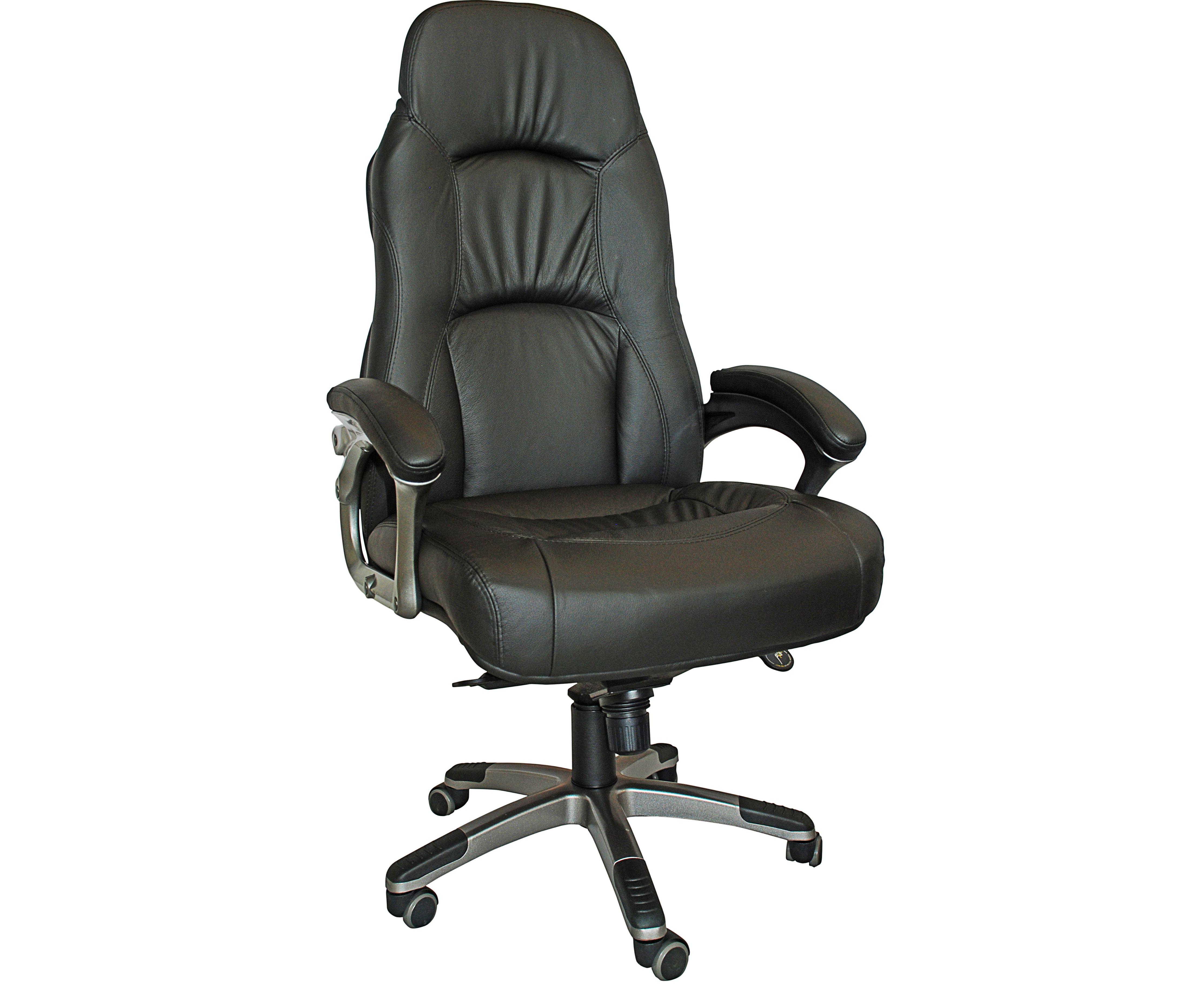 Компьютерное кресло Tutkresla Амулет Silver 9991076, черный