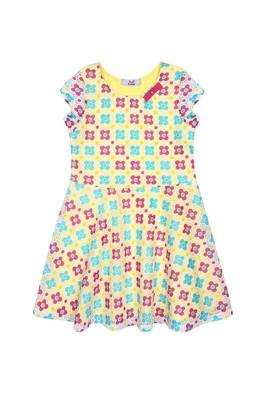 Купить 180067 ЛИМОН, Платье BELL BIMBO 180067 р.110,