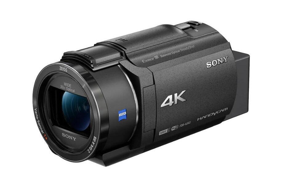 Видеокамера экшн Sony FDR-AX43/BC