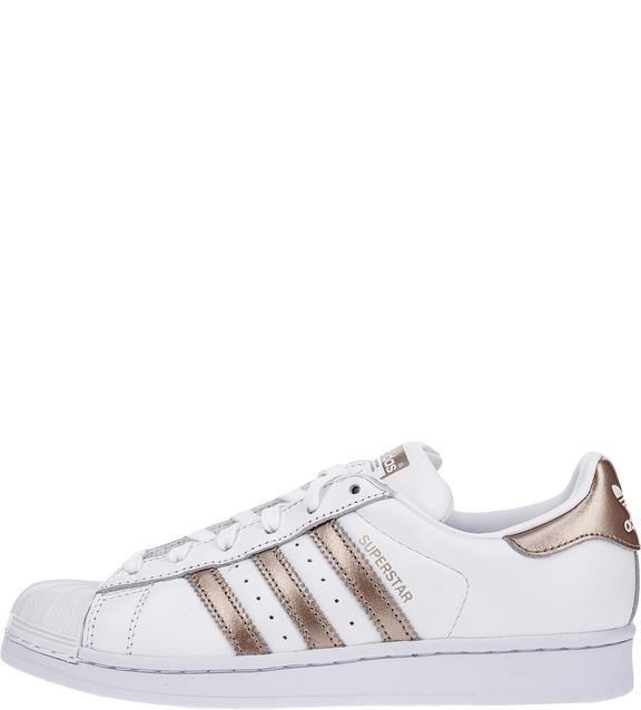 Кеды женские adidas Originals Superstar W белые 6 DE