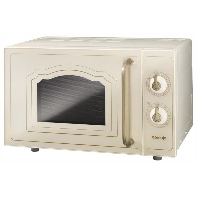 Микроволновая печь с грилем Gorenje MO4250CLI beige фото