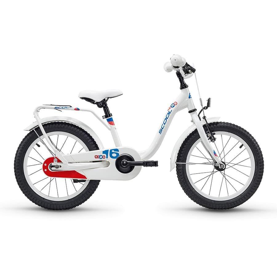 Велосипед двухколесный SCOOL NIXE 16\