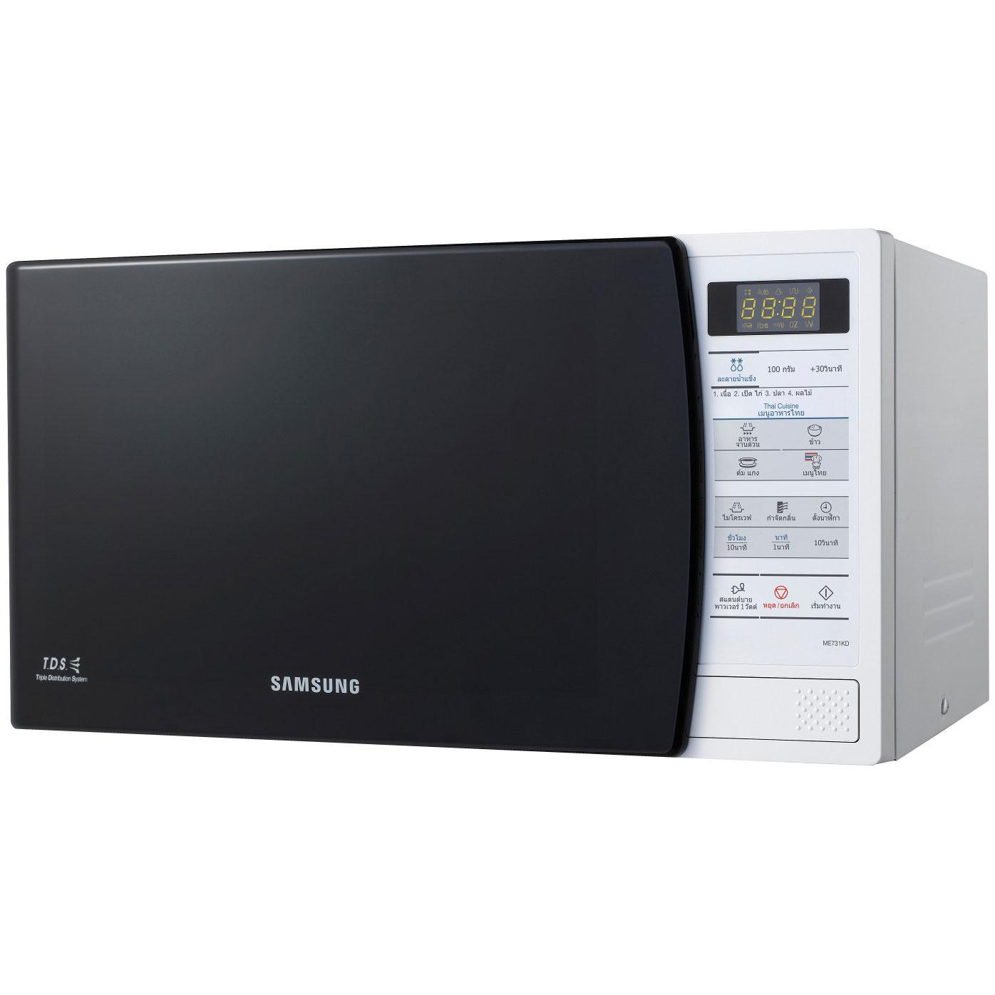 Микроволновая печь с грилем Samsung GE83KRW