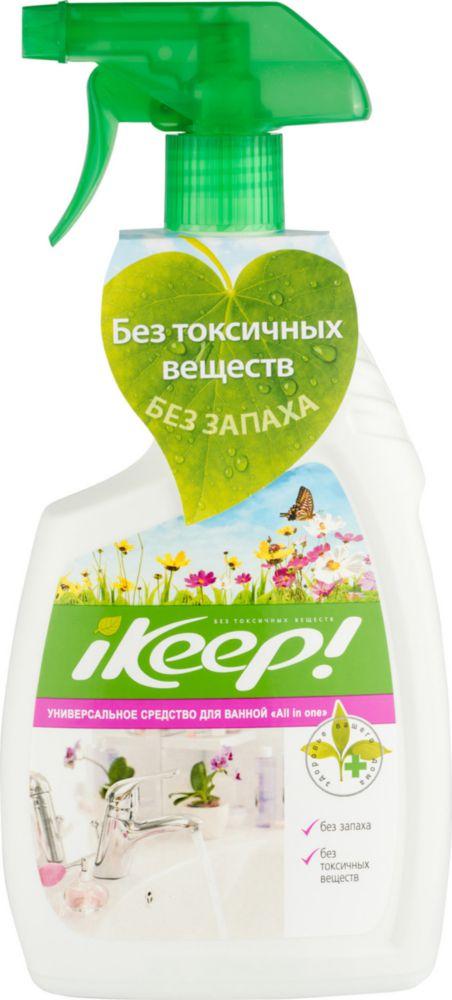 Средство для ванной iKeep! all in