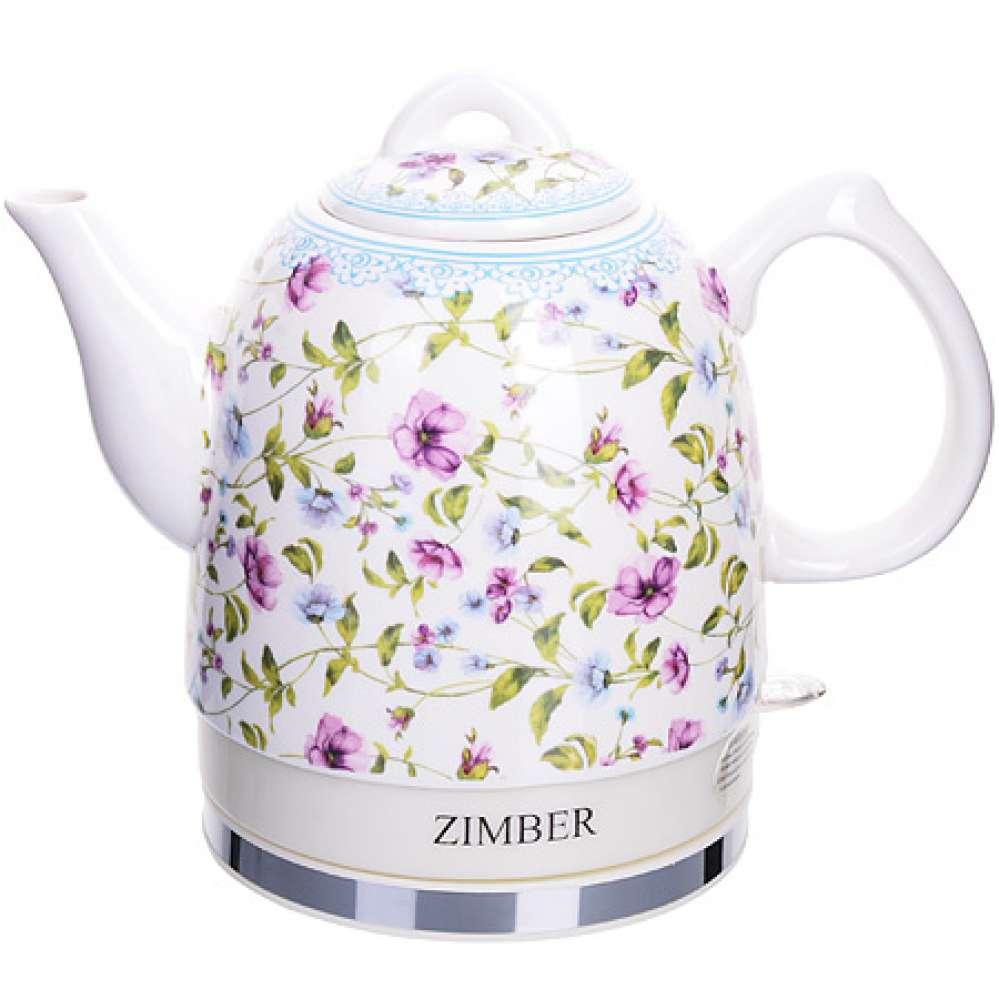 Чайник электрический  Zimber 11229