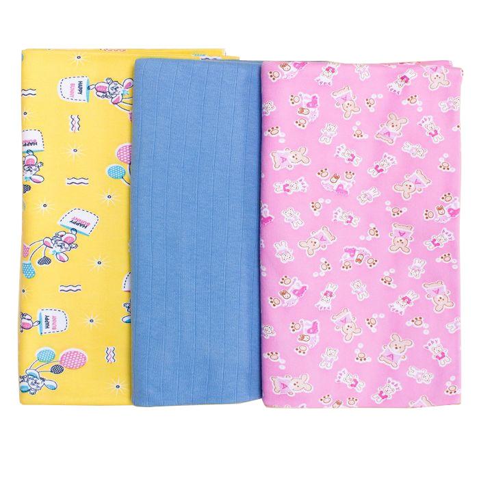 Купить Пеленка Детская линия 90х120 см, в ассортименте, Многоразовые пеленки