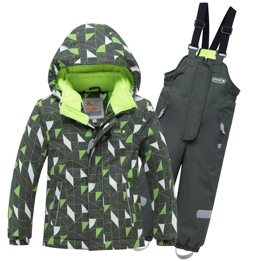 Комплект верхней одежды VALIANLY, цв. хаки