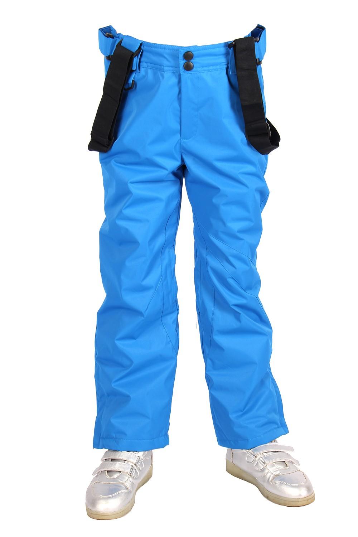 Брюки MTFORCE горнолыжные для девочки 816S синие