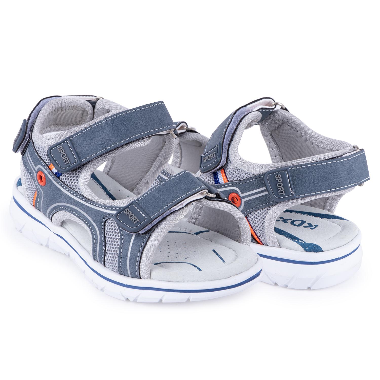 Купить Босоножки для детей Kidix CHNS21-23 grey серый 28,