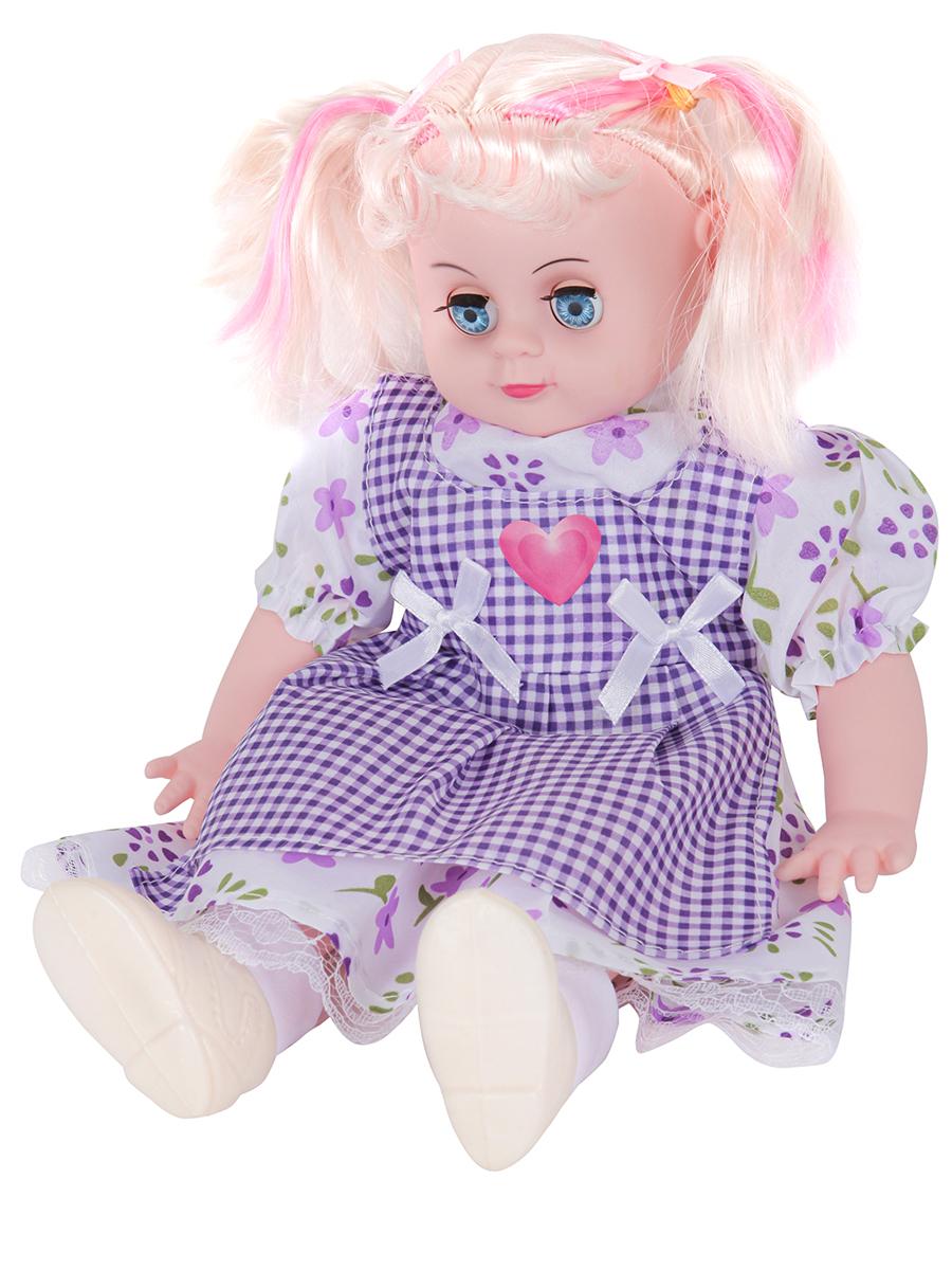 Интерактивная кукла Настя, озвученная, 35 см арт.