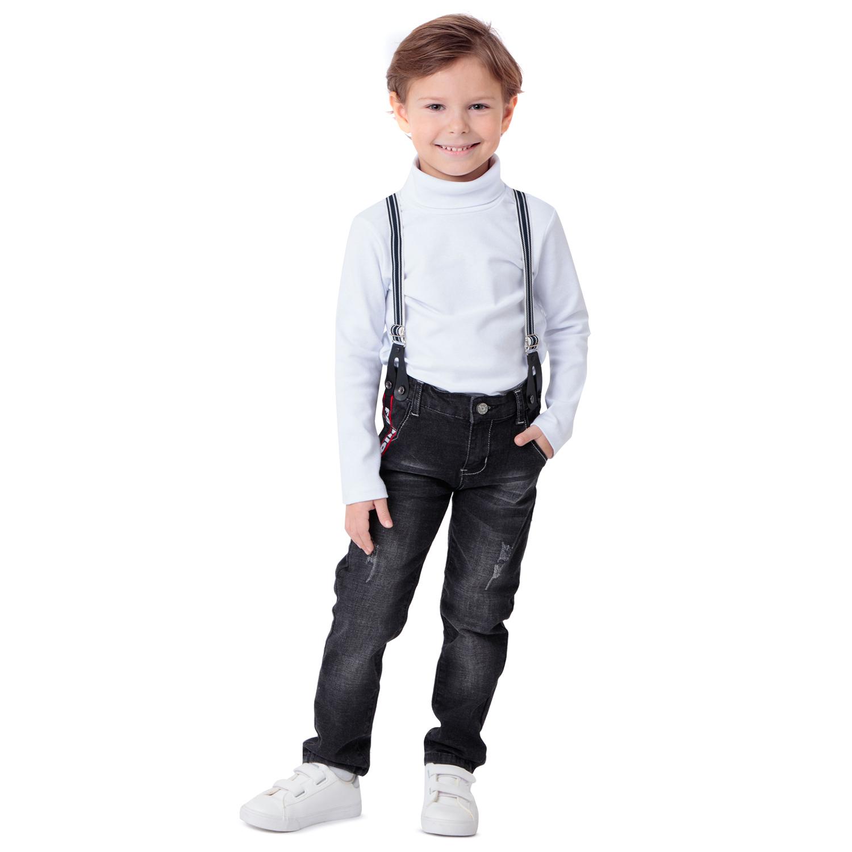 Водолазка для детей Leader Kids ЛКЗ21247088116ри01У белый 116