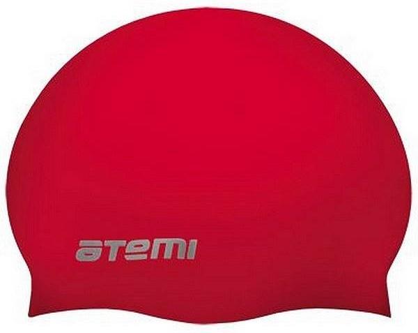Шапочка для плавания Atemi RC304 красная RC304 по цене 250
