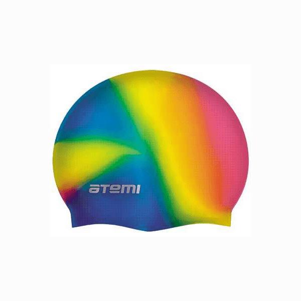 Шапочка для плавания Atemi DCM102 мультиколор DCM102 по цене 220