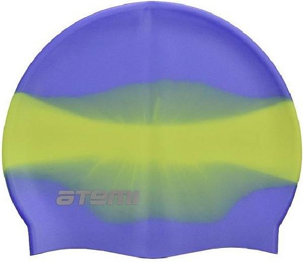 Шапочка для плавания Atemi MC209 мультиколор MC209 по цене 240