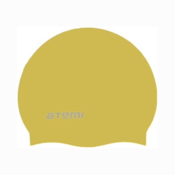 Шапочка для плавания Atemi RC306 золото RC306 по цене 250